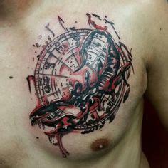 Besten Tattoos Der Welt 5493 by Die Krabbelige Welt Der Skorpion Tattoos