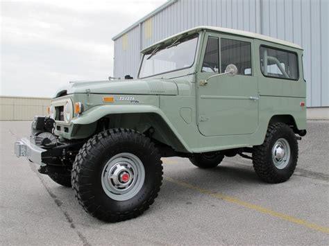 1970 Toyota Land Cruiser Toyota Land Cruiser Fj40 1970 4 215 4 Clean Frame