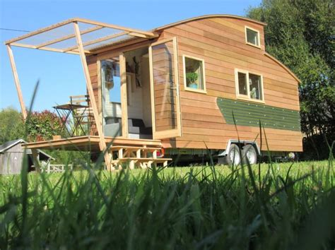 arched roof tiny house 17 best images about trailers on portal boxes
