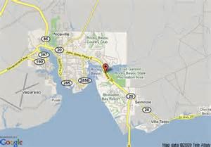 where is niceville florida on a map map of hton inn niceville eglin afb niceville