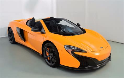 2016 mclaren 650s spider for sale in norwell ma 005992