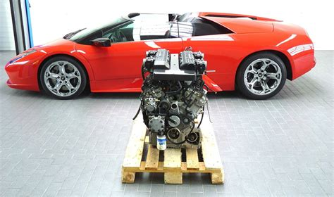 Lamborghini V 12 How To Satisfy Your Craving For A V12 Even On A Budget