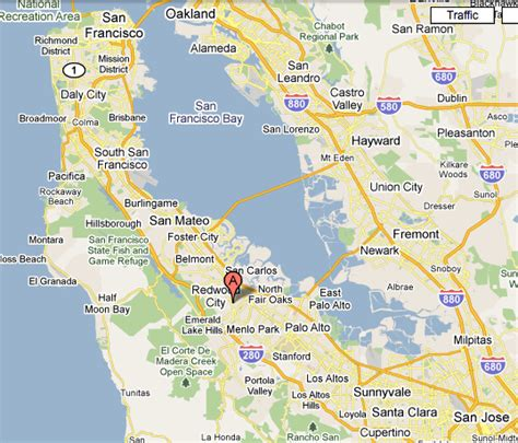 california map redwood city map of redwood city boundaries pictures to pin on