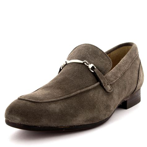 loafers for work mens h by hudson navarre suede slip on smart office work