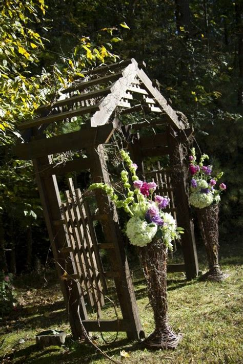 17 best images about arbors on four seasons arches and rustic wedding arbors