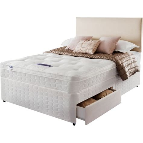 Buy Small Bed And Mattress by Buy Silentnight Auckland Ortho Small Divan Bed 2