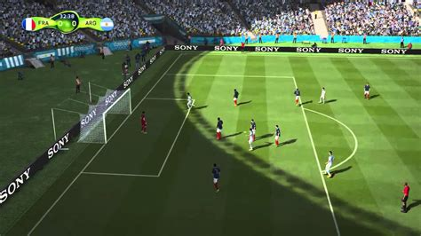 World Ps4 ps4 fifa world cup brasil 2014 gameplay