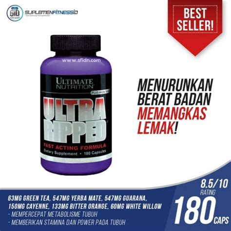 A160 Ultra Ripped Faf Fast Acting Formula 180 Caps ultimate nutrition ultra ripped faf 180 caps