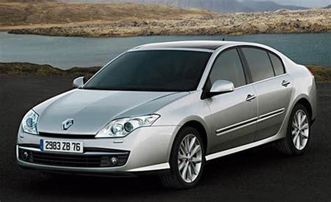 renault laguna coupe 2008 pictures renault laguna coupe car and driver