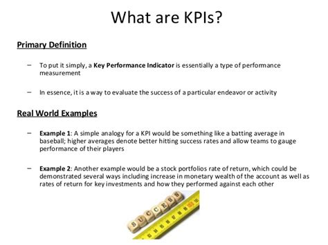 the facts and kpis visualizing sales data to see how your