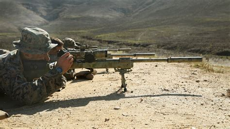 sniper shortage too many marines are washing out of sniper school