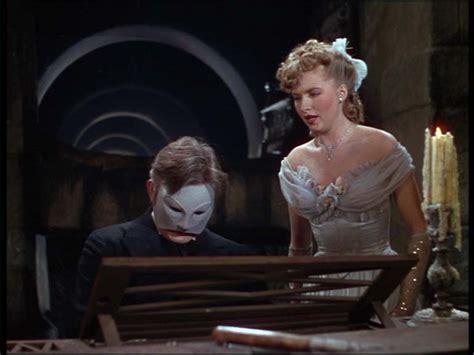 biography of movie phantom phantom of the opera 1943 nelson eddy susanna