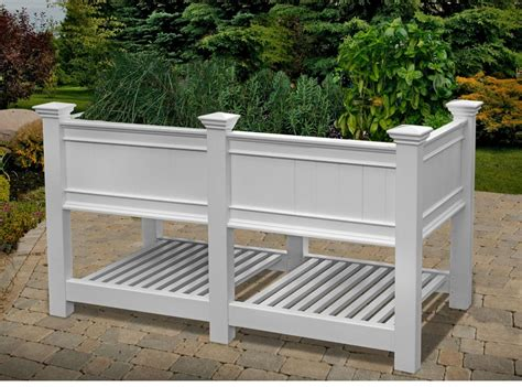 ana white raised planter box iimajackrussell garages