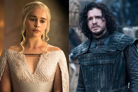 actress married to game of thrones writer game of thrones what really makes jon and daenerys quot the