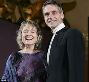 Thought anything might happen with jeremy irons but not this