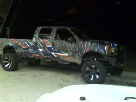 Camo Ford Trucks Lifted Tuesday Utes Lii American