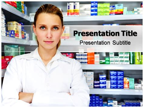 powerpoint templates pharmacy pharmacist powerpoint templates and backgrounds