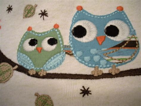 Baby Clothes Owl Theme » Home Design 2017
