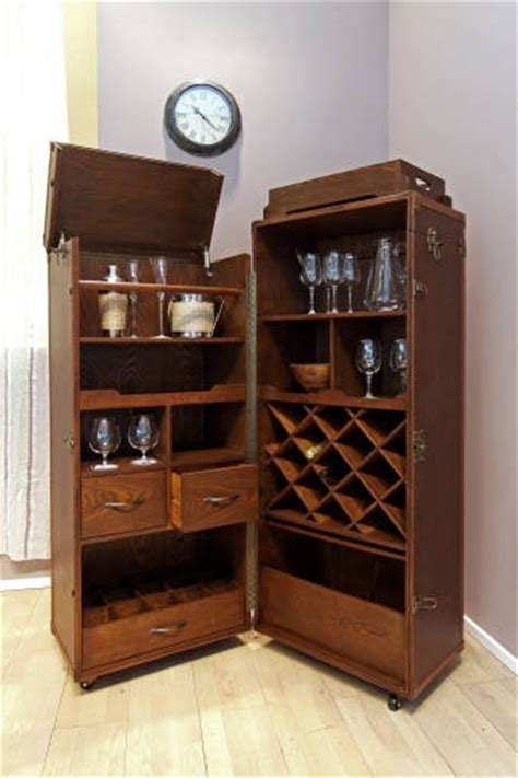 Bar Cabinet For Small Spaces How To Choose The Right Liquor Cabinets For Small Spaces