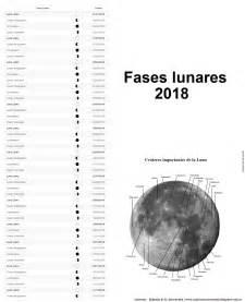 Calendario Lunar Marzo 2018 Observando El Cielo Calendario Lunar 2017 2018 En
