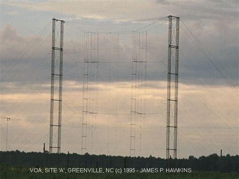 sterba curtain jim s radio room voa relay site at greenville north carolina