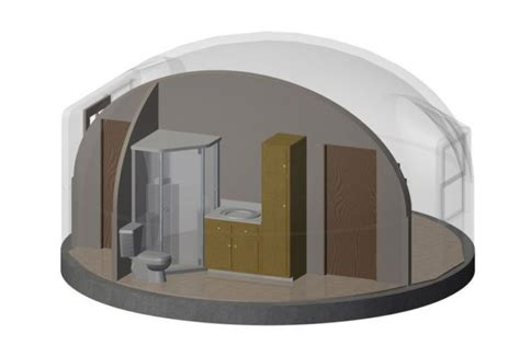 dome houses of japan made of earthquake resistant japan s earthquake resistant dome houses are made of