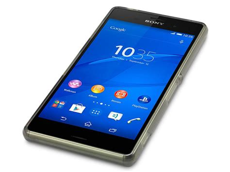 Soft Sony Xperia Z3 caseboutique tpu soft hoesje voor sony xperia z3