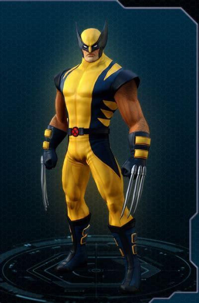 marvel heroes wolverine orczcom  video games wiki