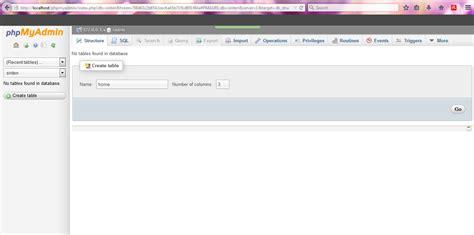 membuat database di wordpress memulai membuat database di xampp kolom pemrograman