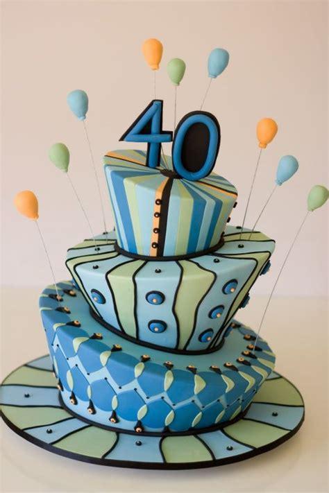 Birthday Cake Ideas by 40th Birthday Cake Ideas Walah Walah