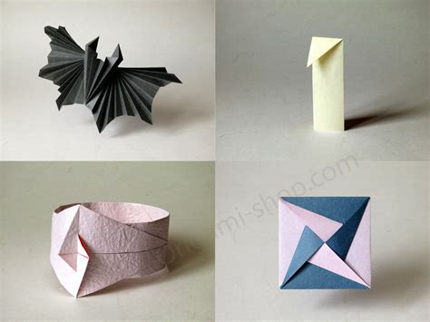 Origami All - origami for all designs from simple folds