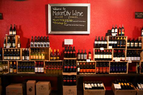 motor city liquid assets motor city wine brings taste and value to