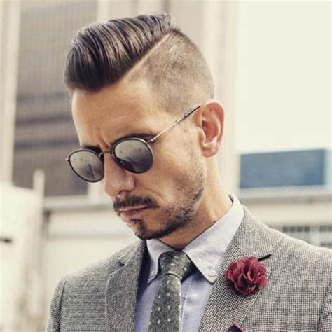 comb over under cut style disconnected undercut haircut for men men s haircuts
