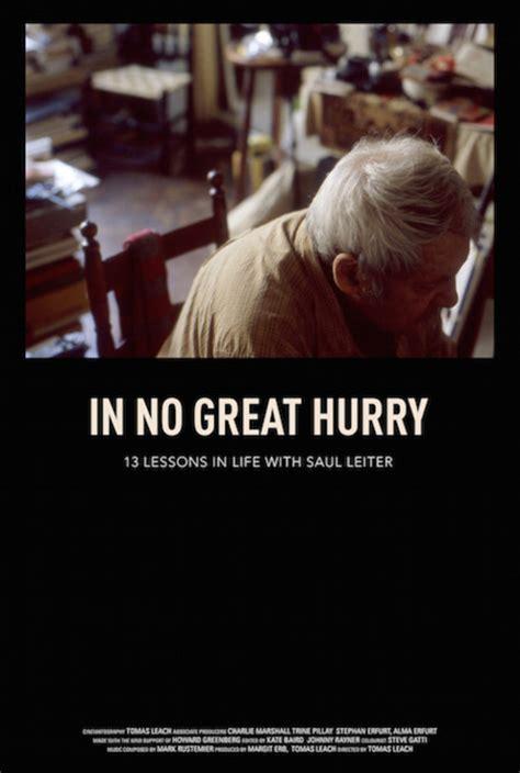 libro saul leiter in my 7 documentales recientes sobre fotograf 237 a que hay que ver