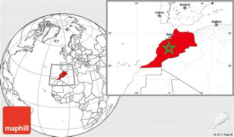 morocco map coloring page image gallery morocco flag outline