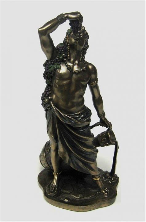 dionysus greek god statue 32 powerful statues of greek gods goddesses