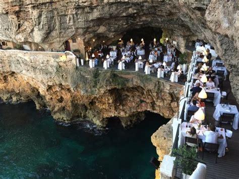 Ristorante Grotta Palazzese   Picture of Ristorante Grotta Palazzese, Polignano a Mare   TripAdvisor