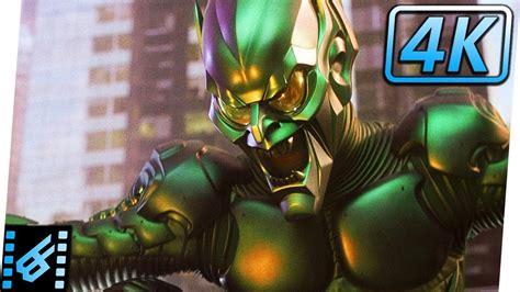 spiderman film green goblin spider man vs green goblin festival fight spider man