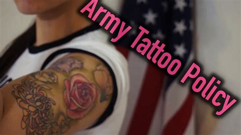 ar 670 1 tattoo army policy