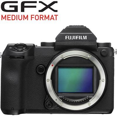 fujifilm gfx 50s medium format mirrorless camera | digital