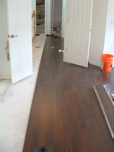 laminate flooring l shaped hallway laminate flooring