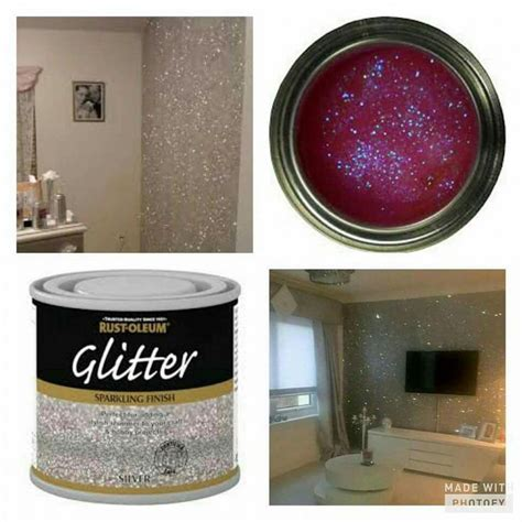 glitter wallpaper decorator glasgow best 25 glitter paint ideas on pinterest how to glitter