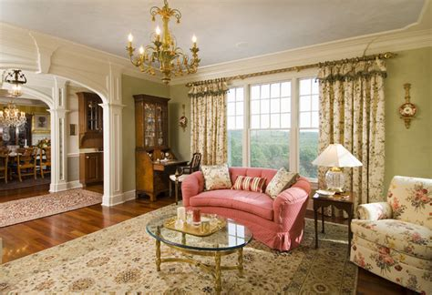 how to decorate a traditional home living room traditional living room bridgeport by
