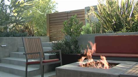 Backyard Cement Patio Ideas Concrete Fire Pit Amp Seat Walls Youtube