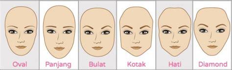 tutorial alis untuk muka bulat beauty 101 tips memilih bentuk alis sesuai dengan