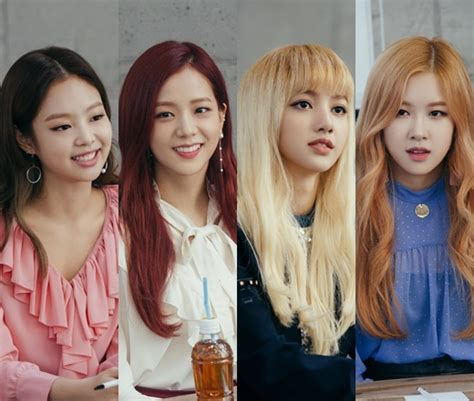 blackpink comeback 2018 photo blackpink quot square two quot press interview cuts kpopmap