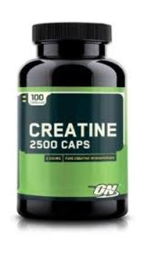 r nutrition creatine capsules optimum nutrition creatine 2500 100 caps