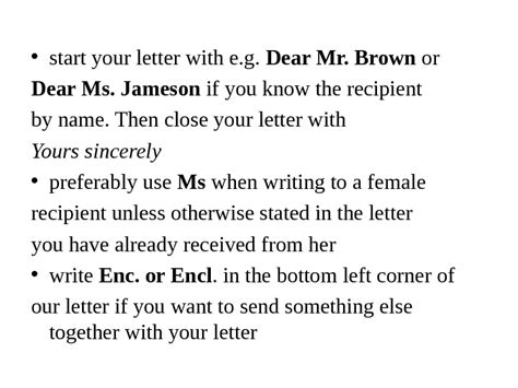 business letter start with dear do i start a business letter with dear business letters