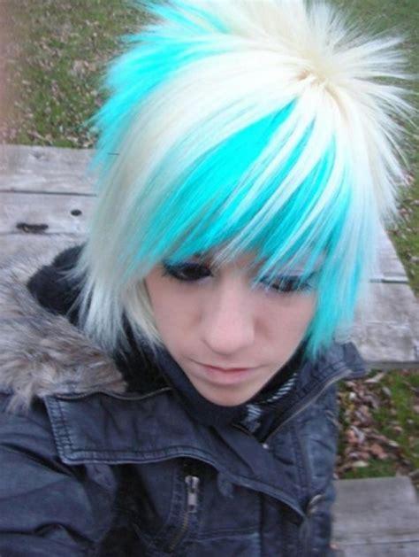 short emo hairstyles pinterest short emo hairstyles home 187 emo hairstyle 187 short white