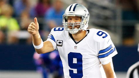 tony romo dallas cowboys plan is about now not future power ranking espn dallas